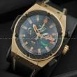 スイスムーブメンノ7750 Hublot ウブロ F1 メンズ腕時計 自動巻き 6針 日付表示  46MM ラバー