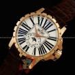 最新作 ROGER DUBUIS ロジェデュブイ 人気 腕時計 メンズ RD003
