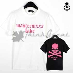 大人気☆NEW!! 2014春夏 Mastermin Japan マスターマインドジャパン 半袖 Tシャツ2色可選