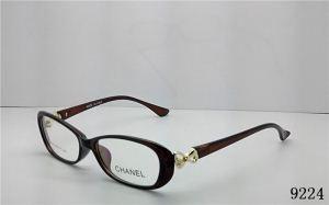 人気が爆発  2014秋冬 CHANEL シャネル 透明サングラス 眼鏡のフレーム
