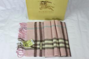 秋冬 2014 値下げ!BURBERRY バーバリー チェック柄 羊绒 美品 おしゃれなマフラー 女性用 7色可選