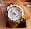 【激安】 2015 VERSACE ヴェルサーチ 6針クオーツ ムーブメント 316ステンレス 男性用腕時計 4色可選