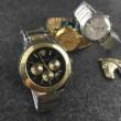 希少 2015 VERSACE ヴェルサーチ  男性用腕時計 クオーツ ムーブメント 3色可選