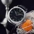 首胸ロゴ 2016 PANERAI パネライ 2針クロノグラフ 腕時計