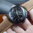 お買得 2016 PANERAI パネライ 6針クロノグラフ 日付表示 腕時計