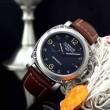めちゃくちゃお得 2016 PANERAI パネライ 3針クロノグラフ 日付表示 腕時計