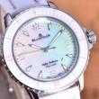 2016 欧米韓流/雑誌 BLANC PAIN ブランパン 3針クロノグラフ 日付表示 女性用腕時計 4色可選