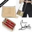 印象的に ルブタン Christian Louboutin Triloubi Small Chain Bag お洒落な印象を与えるバッグ.