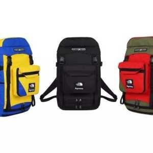 首胸ロゴ Supreme 16SS The North Face Steep Tech Backpack シュプリーム ノースフェイスティープテクバックパック 3色可選