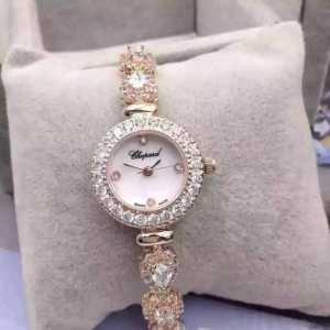 2016 格安!CHOPARD ショパール 日本クオーツムーブメント 女性用腕時計 3色可選