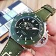 お買得 2016 OFFICINE PANERAI オフィチーネ パネライ 輸入機械式(自動巻き)ムーブメント 男性用腕時計