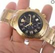 高級感演出 2016 VERSACE ヴェルサーチ 男性用腕時計 輸入クオーツムーブメント 7色可選