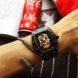 2016 個性派 RICHARD MILLE リシャールミル 輸入クオーツムーブメント 男性用腕時計 2色可選