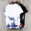 売れ筋のいい 2017春夏 半袖Tシャツ OFF-WHITE オフホワイト 2色可選 乾きやすい
