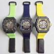 多色選択可 2017春夏 上級男性用腕時計 RICHARD MILLE 品質保証定番 リシャールミル