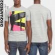 2色可選 2017 半袖Tシャツ 落ち着いた感覚 DSQUARED2 ディースクエアード