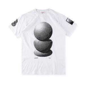 3色可選 肌触りの気持ちい? 半袖Tシャツ シュプリーム SUPREME 2017春夏 高級品 通販