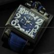お買い得高品質GaGa MILANO ガガミラノ 時計 コピー ナポレオン レザー バンド ベルト 日本製クオーツ 日付表示 夜光効果
