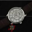 お買い得セールVERSACE ヴェルサーチ 時計 薄い 文字盤大きい レザーベルト 生活防水 シンプル カジュア ビジネス 男女兼用