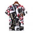 ルイ ヴィトン LOUIS VUITTON ランキング商品  半袖Tシャツ 2018春夏新作  2色可選 大好評?