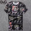 絶対欲しい新作 2色可選極希少18限定 Tシャツ\\半袖 Dolce&Gabbana ドルチェ&ガッバーナ