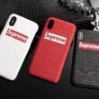 オシャレな雰囲気 シュプリーム SUPREME 2018新作登場 iphone7 plus ケース カバー 3色可選