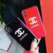 人気定番低価CHANElシャネル コピーアイフォンXケーススマホケースiphonexケースカバーメンズレディース2色可選