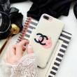 限定セール新品CHANElシャネル iphonexケース 人気ペッパピッグプリントシンプ 薄型アイフォンXスマホケース