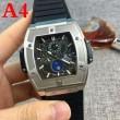 ウブロ 時計 コピーHUBLOTスピリット オブ ビッグバンクロノグラフ防水メンズ腕時計6色可選最安値品質保証