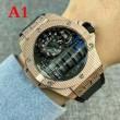 数量限定爆買いHUBOLTウブロ コピーMPコレクション腕時計メンズおしゃれ日本自動巻き生活防水3色可選