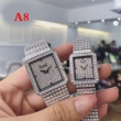 PIAGET ピアジェ  高級素材を採用 恋人腕時計  多色可選 輸入クオーツムーブメント