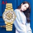 雑誌掲載 PIAGET ピアジェ  4色可選 女性用腕時計 透かし彫りムーブメント 100%強く防水