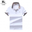 BURBERRYバーバリー コピーシンプルお洒落ディティールtシャツレッドネイビーブラックホワイトベージュ5色男性tシャツ