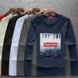 2018年秋冬最旬トレンド 高級素材を採用 シュプリーム SUPREME  長袖 Tシャツ 多色可選 大人の魅力