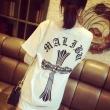 半袖Tシャツ 2色可選 若者世代に人気が高い クロムハーツ CHROME HEARTS  綺麗!海外セレブ風!