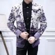 スーツ コピーDolce&Gabbanaドルチェ&ガッバーナコピー柔らかい上質肌触り美しいシルエット細身シルエット男性スーツ
