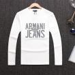 重宝する ARMANI アルマーニ  3色可選 綺麗!海外セレブ風! 長袖Tシャツ 弾力性の高い
