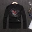 秋冬の定番アイテム ARMANI アルマーニ  長袖Tシャツ  3色可選  100%新品保証