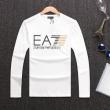長袖Tシャツ 3色可選 VIP価格セール 超人気新作登場 ARMANI アルマーニ