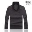 絶対欲しい新作 HUGO BOSS ヒューゴボス  長袖Tシャツ  3色可選  稀少*新品登場