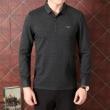 ARMANI アルマーニ  魅力たっぷり逸品 長袖Tシャツ 最安価格新品 2色可選 肌触りが良い