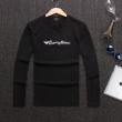 長袖Tシャツ 3色可選 冬季超人気アイテム VIPセールで破格 ARMANI アルマーニ  上品な質感