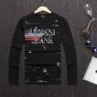 3色可選 長袖Tシャツ  超人気*入手困難 当店最安値 販売記念価格 ARMANI アルマーニ
