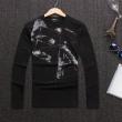 数量限定先行入荷 ARMANI アルマーニ  定番人気モデル 長袖Tシャツ 3色可選 誰も活躍したアイテム