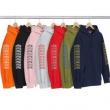 トレンド感溢れる SUPREME Sleeve Arc Hooded Sweatshirt 多色選択可 パーカー オシャレな雰囲気