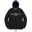 2色選択可  希少お得! パーカー  SUPREME X CDG Hooded Sweatshirt 冬のコーデを品よく華やかに演出