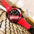 高級感シュプリーム 偽物 通販Supreme × Rolex シュプリーム × ロレックス コラボ男性用腕時計機械式3針クロノグラフ