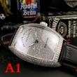 2018年秋冬最旬トレンド 2色選択可  FRANCK MULLER 2フランクミュラー  男性用腕時計 高級素材を採用