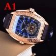 目が離せないアイテム  FRANCK MULLER クラシック フランクミュラー 男性用腕時計 2色選択可 2018冬のトレンド