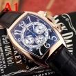 男性用腕時計 トレンド感溢れる  FRANCK MULLER フランクミュラー 2018新作登場 多色選択可 秋冬超人気